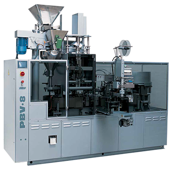 PBV Fully automatic vacuum packaging machine.