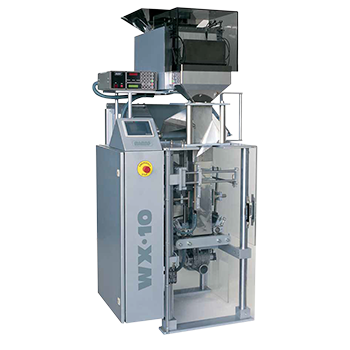 WX-10 Vertical packer machine