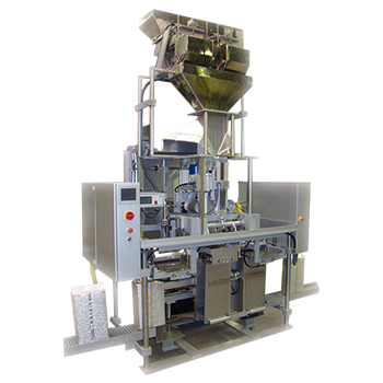 WX-10/V Vertical vacuum packer machine
