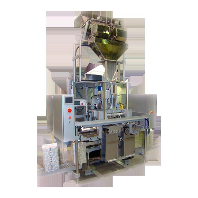 WX-10/V Envasadora vertical al vacío - Máquinas envasadoras